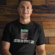 Australian Sports Tape T-Shirt