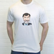 "Bill Frindall ""The Bearded Wonder"" T-Shirt"