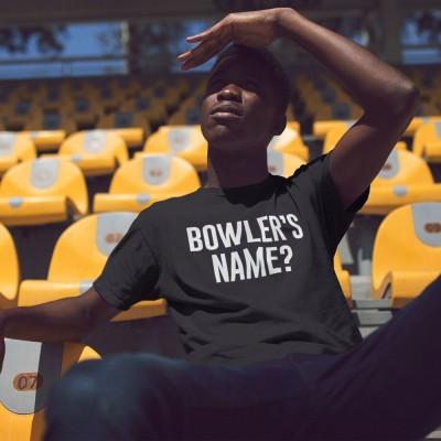 Bowler's Name?