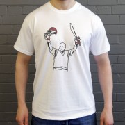 Brian Lara Sketch T-Shirt