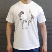 Brian Lara Sketch T-Shirt