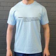 Chinaman Definition T-Shirt