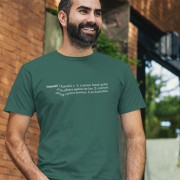 Convict Definition T-Shirt