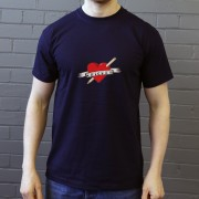 Cricket Heart T-Shirt
