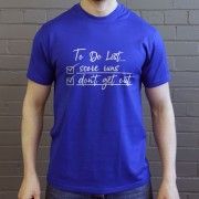 "Cricket ""To Do"" List T-Shirt"