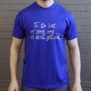 "Cricket ""To Do"" List T-Shirt"
