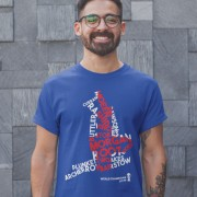 England: 2019 Cricket World Champions T-Shirt