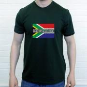 England (South Africa Flag) T-Shirt