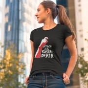 Attack Of The Finger Of Death T-Shirt