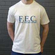 F.E.C.: Future England Captain T-Shirt