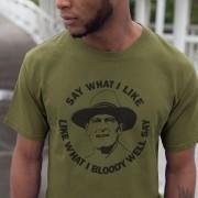 Geoffrey Boycott T-Shirt