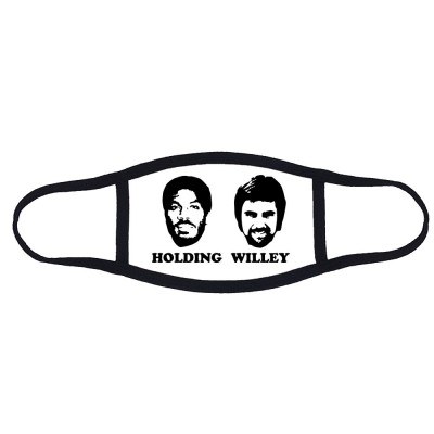 Holding and Willey Face Mask