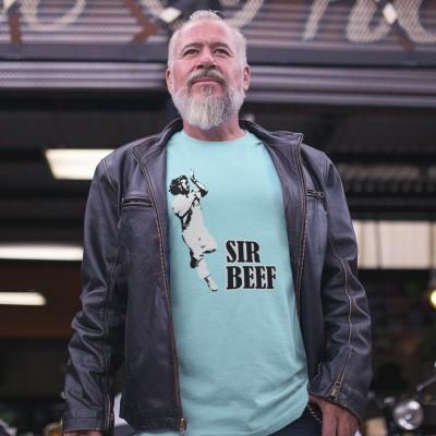 """Ian Botham """"Sir Beef"""""""