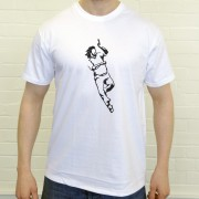 Ian Botham Sketch T-Shirt