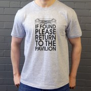 If Found Please Return To The Pavilion T-Shirt