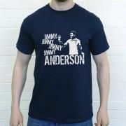 Jimmy Jimmy Jimmy Jimmy Anderson T-Shirt