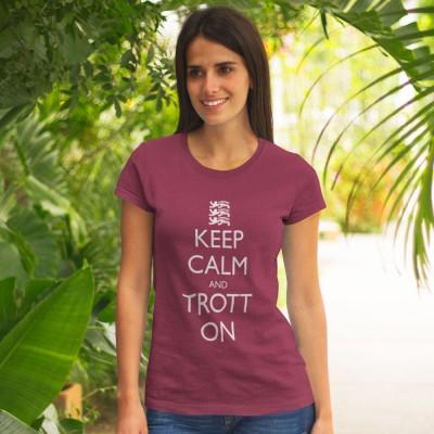 Keep Calm and Trott On