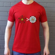 Lancashire Is Greater Than Yorkshire T-Shirt