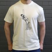 Len Hutton Sketch T-Shirt