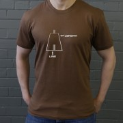 Line and Length T-Shirt