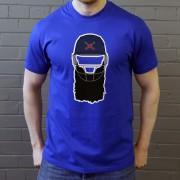Moeen Ali Cut Out T-Shirt