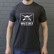 Mutiny On The Boundary T-Shirt