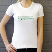 My Boyfriend Says That If I Do One More Ashes... T-Shirt