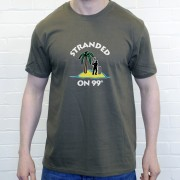 Stranded On 99 Not Out T-Shirt