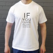 If You Can Read This You're Not A Cricket Umpire T-Shirt