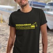 Waugh and Waugh Demolition T-Shirt