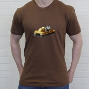 Doctor in a Pedalo T-Shirt