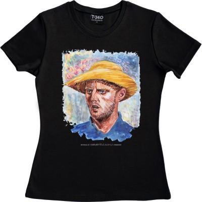 Ben Stokes Van Gogh
