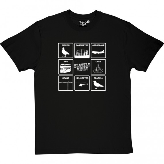 Blofeld Bingo T-Shirt