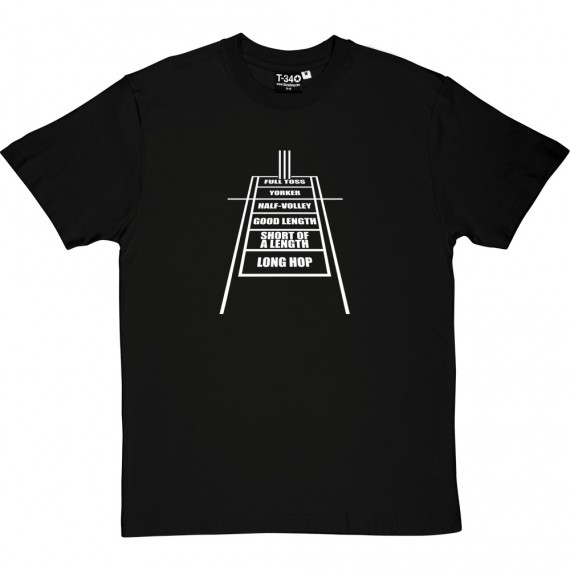 Bowling Lengths T-Shirt