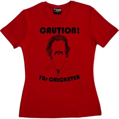Caution: 70s Cricketer