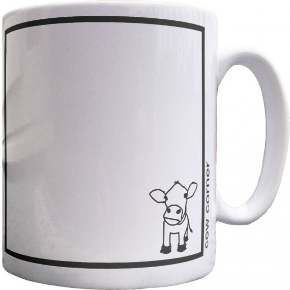 Cow Corner Ceramic Mug