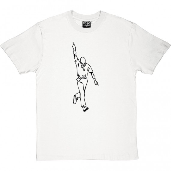 Curtly Ambrose Sketch T-Shirt