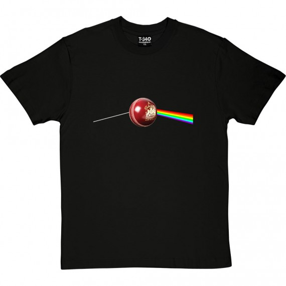 The Dark Side Of Cricket T-Shirt