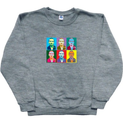 "Douglas Jardine ""Andy Warhol"" Style"