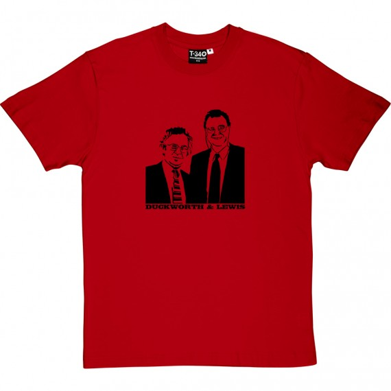 Duckworth and Lewis T-Shirt