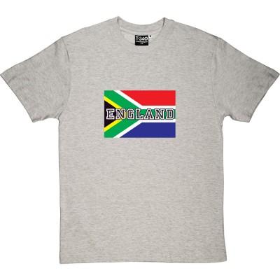 England (South Africa Flag)