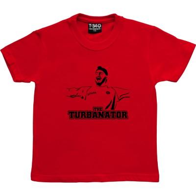 "Harbhajan Singh ""The Turbanator"""