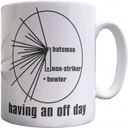 Having An Off Day Ceramic Mug