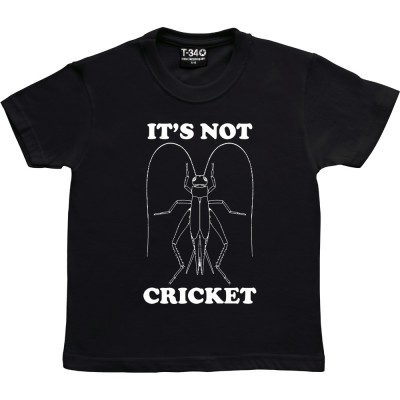 It's Not Cricket (Cricket)