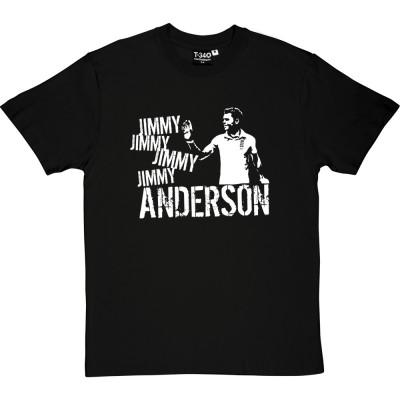 Jimmy Jimmy Jimmy Jimmy Anderson