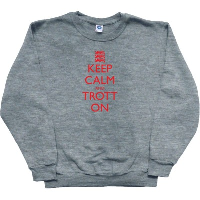 Keep Calm and Trott On