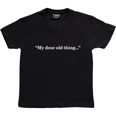 My Dear Old Thing