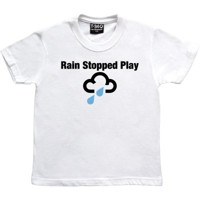 Rain Stopped Play