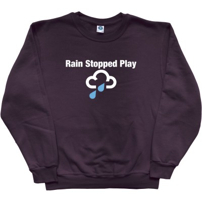 Rain Stopped Play