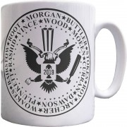 The Ramones England World Cup Winners 2019 Ceramic Mug